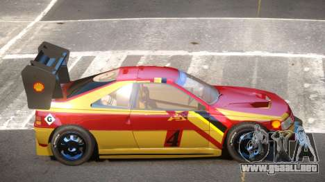 Peugeot 405 R-Tuning para GTA 4