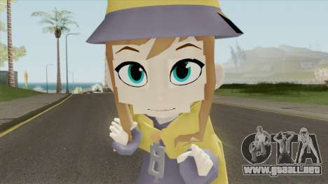 Hat Kid (A Hat In Time) para GTA San Andreas