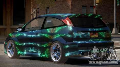 Ford Focus SVT R-Tuning PJ5 para GTA 4