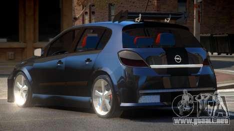 Opel Astra R-Tuning para GTA 4