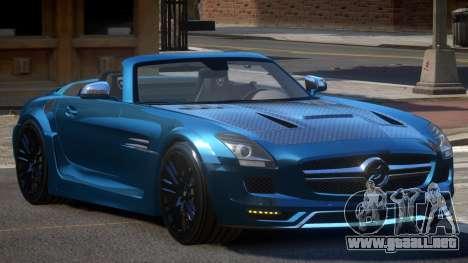 Mercedes-Benz SLS H-Style para GTA 4