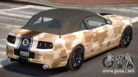 Ford Mustang GT CDI PJ3 para GTA 4