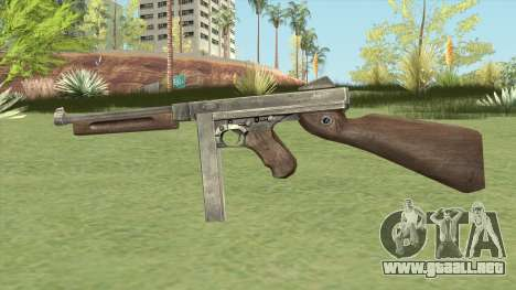 Thompson M1A1 (Mafia 2) para GTA San Andreas