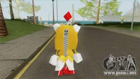Tails Doll para GTA San Andreas