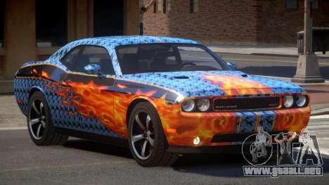 Dodge Challenger GT 392 PJ3 para GTA 4