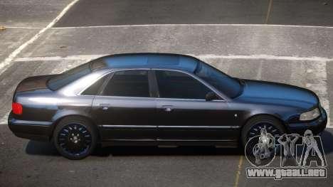 Audi A8 ST V1.1 para GTA 4