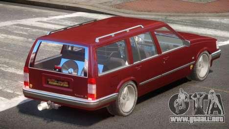 Volvo 945 V1.0 para GTA 4