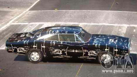 Dodge Charger 440 PJ4 para GTA 4