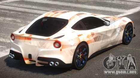 Ferrari F12 GT-S PJ1 para GTA 4