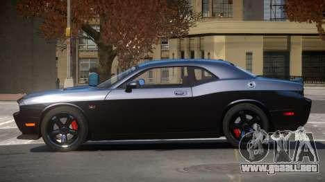 Dodge Challenger GT 392 para GTA 4
