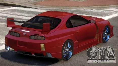 Toyota Supra D-Style para GTA 4