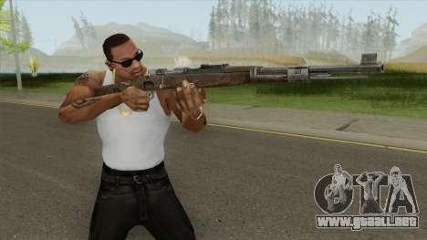 M1 Garand (Mafia 2) para GTA San Andreas