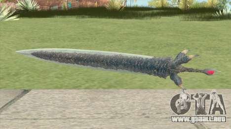 Devil Sword (Devil May Cry V) para GTA San Andreas