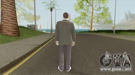Tom Cruise (In Suit) para GTA San Andreas