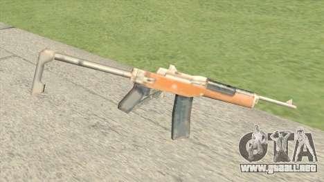 Ruger (GTA VC) para GTA San Andreas