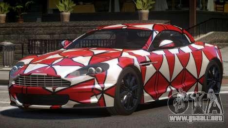 Aston Martin DBS RT PJ2 para GTA 4