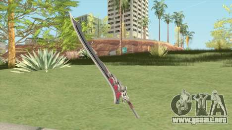 Red Queen (Devil May Cry V) para GTA San Andreas
