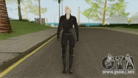 Nina Williams V1 (Tekken) para GTA San Andreas