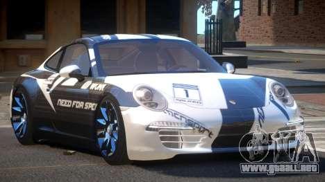 Porsche 911 LR PJ5 para GTA 4