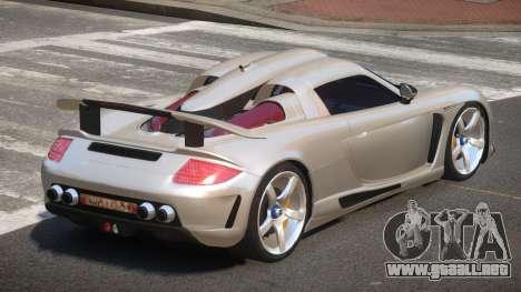 Porsche Carrera GT R-Tuned para GTA 4
