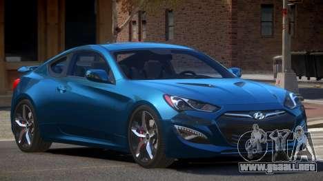 Hyundai Genesis RT para GTA 4