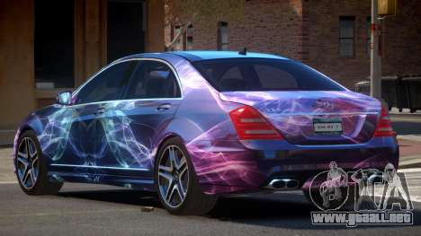 Mercedes-Benz S65 ES PJ2 para GTA 4