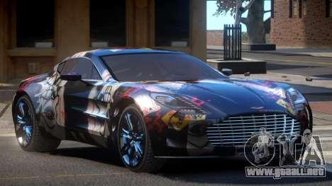 Aston Martin One-77 LS PJ3 para GTA 4