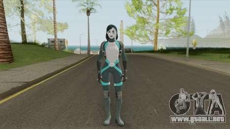 Domino (Fortnite) para GTA San Andreas