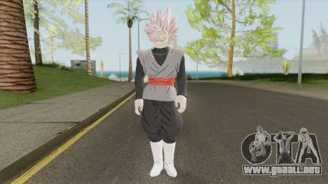 Goku Black V3 (Dragon Ball Super) para GTA San Andreas
