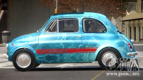 1973 Fiat Abarth PJ1 para GTA 4