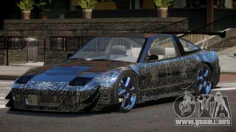 Nissan 240SX D-Style PJ4 para GTA 4