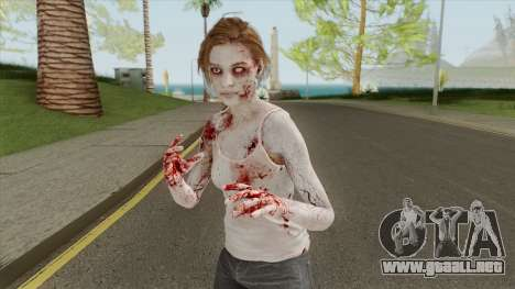Jill Valentine V2 (RE3 Remake) para GTA San Andreas