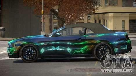 Ford Mustang GT CDI PJ1 para GTA 4