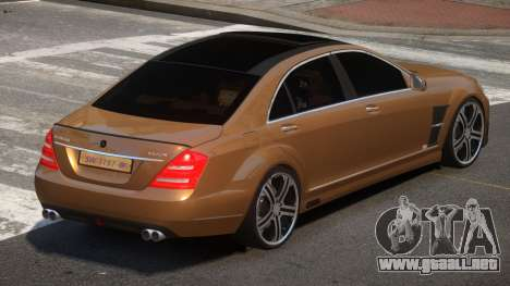 Mercedes Benz SV12 B-Style para GTA 4