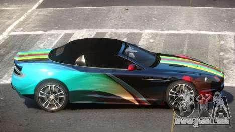 Aston Martin DBS LT PJ6 para GTA 4