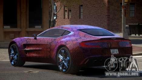 Aston Martin One-77 LS PJ6 para GTA 4