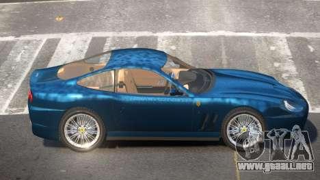Ferrari 575M V1.2 para GTA 4
