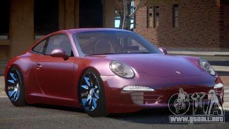 Porsche 911 RGB-97 para GTA 4