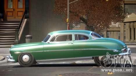Hudson Hornet RT para GTA 4