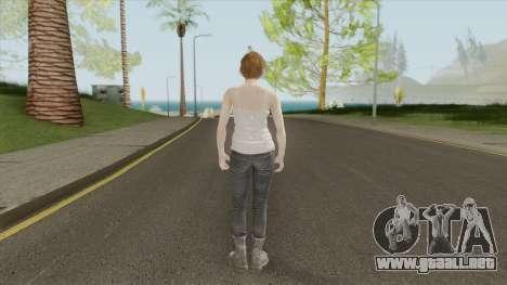 Jill Valentine V1 (RE3 Remake) para GTA San Andreas