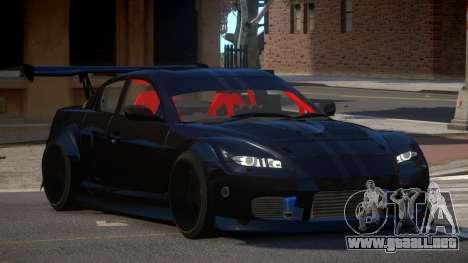 Mazda RX8 S-Tuned para GTA 4
