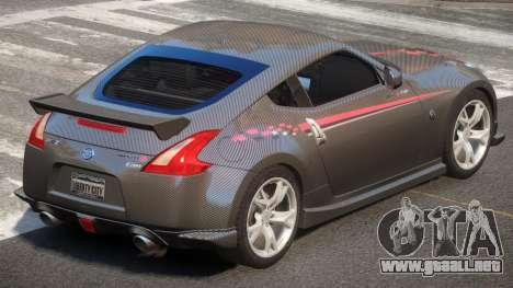 Nissan 370Z SR PJ1 para GTA 4
