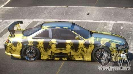 Nissan Silvia S14 R-Tuning PJ2 para GTA 4