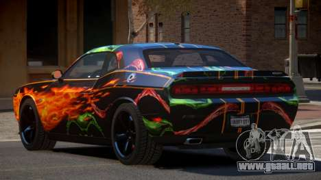 Dodge Challenger GT 392 PJ4 para GTA 4