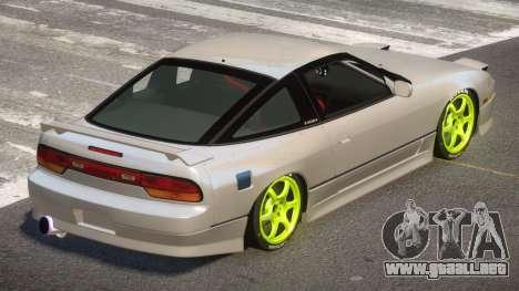 Nissan 240SX SR para GTA 4