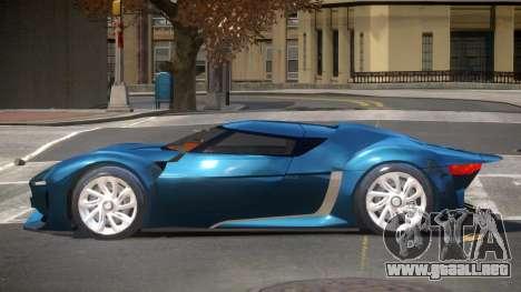 Citroen GT S-Tuning para GTA 4
