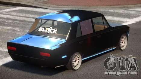 VAZ 2101 L-Tuned para GTA 4
