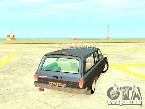 GAZ-310221 Universal para GTA 4