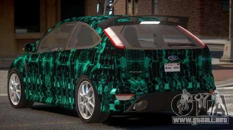 Ford Focus RS L-Tuned PJ2 para GTA 4