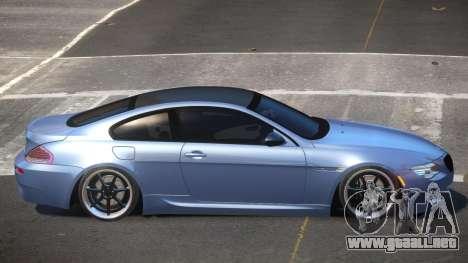 BMW M6 E63 LS para GTA 4